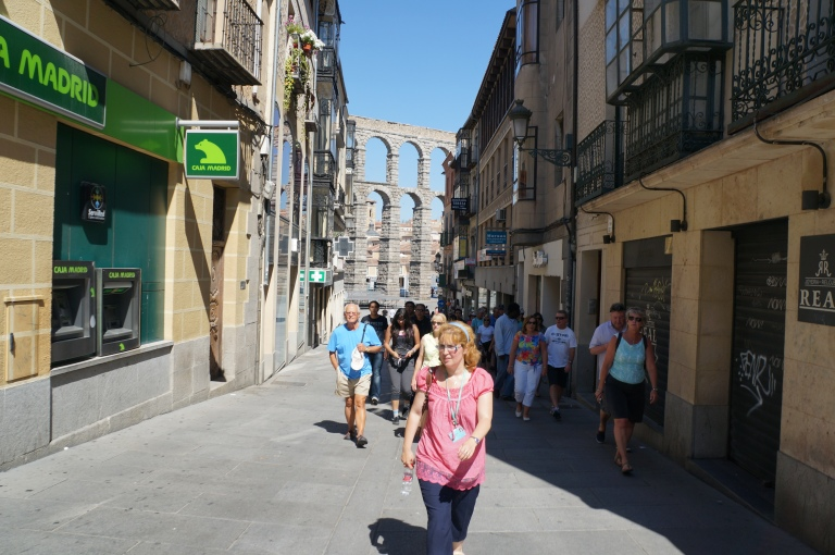 Old Town of Segovia