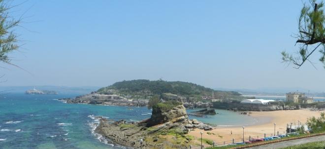 Northern Coast of Spain (Santander)