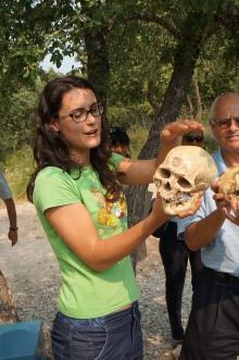 Atapuerca - Achaeological Dig Site